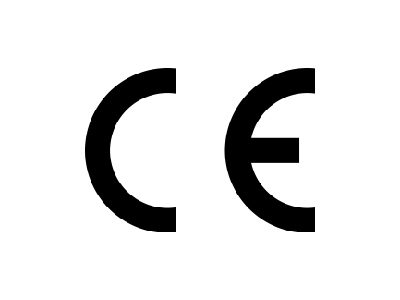 European CE Mark Logo