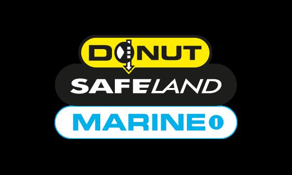 Donut Safeland Marine Logo